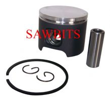 HYWAY HUSQVARNA 61 JONSERED 625 PISTON ASSEMBLY (48MM) NEW TEFLON COATED